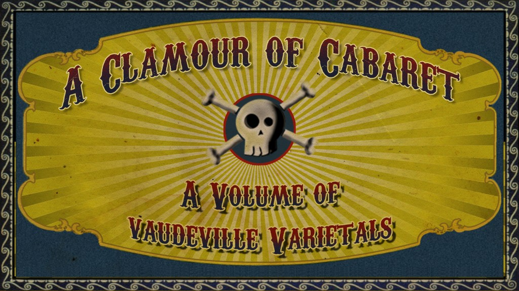 Clamour of Cabaret Logo